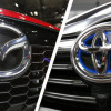 Toyota And Mazda Form Car Building And Technology Sharing Partnership - To Build Plant In USA