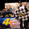 Breakthrough Driver Dylan Newsome Upsets Mini Stock Field at Southern National