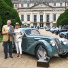 Concours Of Elegance Celebrates Weekend Of Motoring Royalty at Hampton Court Palace
