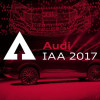 Watch Live: Audi Press Conference at 2017 Frankfurt Motor Show 2:45AM ET +VIDEO