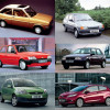 Illustrated: The Evolution of the Ford Fiesta