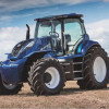 New Holland Agriculture Unveils Methane Powered Concept Tractor