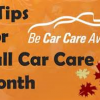 Motorists Can Celebrate Fall Car Care Month in Three Easy Steps