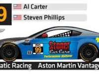 Automatic Racing Aston Martin GT4 Set to Enter California 8 Hours