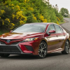 2018 Toyota Camry SE Hybrid Review By Steve Purdy +VIDEO