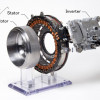 Mitsubishi Electric Begins Mass-producing Auto Industry's First Crankshaft ISG System for 48V Hybrid Vehicles