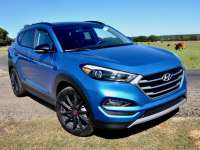 2018 Hyundai Tucson Night Edition Road Trip Review By Steve Purdy