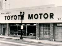 Toyota Celebrates 60 Years in the U.S.