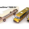 Efficient Drivetrains, EDI PowerDrive 7000 Integrated Into Thomas Built Type C Concept Bus