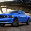 Ram Unveils Special-edition 2018 Hydro Blue Sport +VIDEO