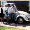 Customer Celebrates 50 Years Of Volkswagen Ownership