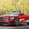 The new 2018 E-Class Cabriolet All-Season Comfort & Practicality