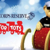 BullBag Corporation Supports the US Marines Toys for Tots Program at the Guilford CT Tree Lighting