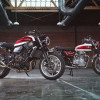 Yamaha Yard Built XS650 and XSR700 by Greg Hageman +VIDEO