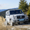 Go In Snow - The New Mercedes-Benz G-Class