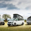 Mercedes-Benz Vans presents first camper van concepts based on the X-Class