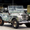 "Land Rover's 70th Anniversary Begins With Restoration Of Missing"" Original 4X4"