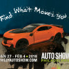2018 Philadelphia Auto Show Returns January 27 to February 4