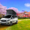 """Kangei Marco Polo HORIZON"": Mercedes-Benz recreational vehicle coming to Japan in a right-hand-drive variant"