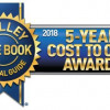 INFINITI QX60 and QX80 Winners in Kelley Blue Book's 5-Year Cost to Own awards