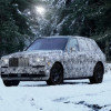 Name of New High-Sided SUV to Be Rolls-Royce Cullinan