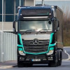 Mercedes-Benz launches UK limited edition Actros1