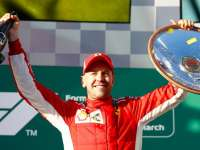 F1 Race Report: Vettel Wins in Melbourne