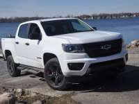 "Chevrolet Colorado 4x4 LT Real World Review And Insights"" Plus 20 Years Of Colorado Specs - By Steve and Phil Purdy"