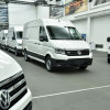 All-Electric Volkswagen eCrafter to Make UK Debut at Commercial Vehicle Show