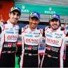 One-Two Victory at Spa for TOYOTA GAZOO Racing