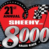 21st Annual Sheehy 8000 to Benefit The American Heart Association
