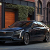 Cadillac Unveils New V8