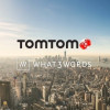 TomTom to Integrate what3words Addressing into its Navigation Offering