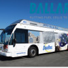 Ballard-Powered El Dorado Fuel Cell Electric Buses Ready to Deliver Zero-Emission Transit Throughout California