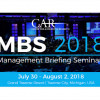 Day Three Management Briefing Seminar by Center for Automotive Research 2018