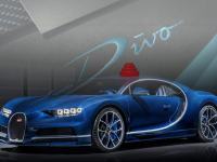 Bugatti Unveils Divo At 'The Quail - A Motorsports Gathering +VIDEO