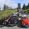 Thousands Celebrate Two Decades of the New VW Beetle
