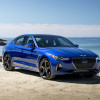 Genesis G70 Named Finalist in 2018 International Design Excellence Awards