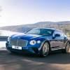 Bentley Continental GT Wins Double Gold at Prestigious German Design Awards