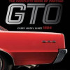 """The Complete Book of Pontiac GTO"" - New big, definitive history of the first muscle car"