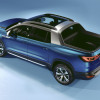 World Premiere of Volkswagen Tarok Pick-Up Concept in Brazil