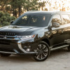 Mitsubishi Outlander PHEV Named a Finalist for Green Car Journal's Prestigious 2019 Green SUV of the Year® Award