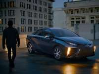 Hydrogen Fuel Cell Powered Production EV - Toyota Mirai
