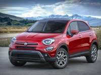 New 2019 Fiat 500X for North American Market to Debut at L.A. Auto Show
