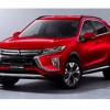 Mitsubishi Motors: Eclipse Cross Earns Top 5-star Rating for Collision Safety Performance in FY2018 JNCAP