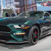Steve McQueen Edition Bullitt Mustang Unveiled at LA Auto Show