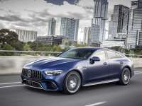 Pricing for All-New Mercedes-AMG GT 4-Door Coupe V8 to Start at $136,500