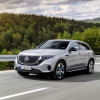 Mercedes-Benz EQC Makes U.S. Debut at 2019 CES