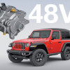 Continental Technology Powers Jeep® Wrangler's New eTorque Mild-Hybrid System