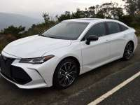 2019 Toyota Avalon Touring Review by David Colman +VIDEO - It's E15 Approved